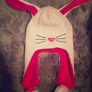 Accessories - Super cute bunny toboggan